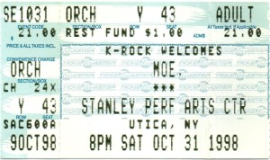 moe 10-31-98 Ticket